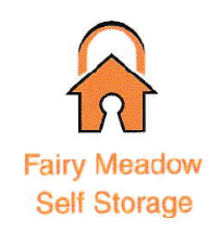 Fairy Meadow Self Storage Logo